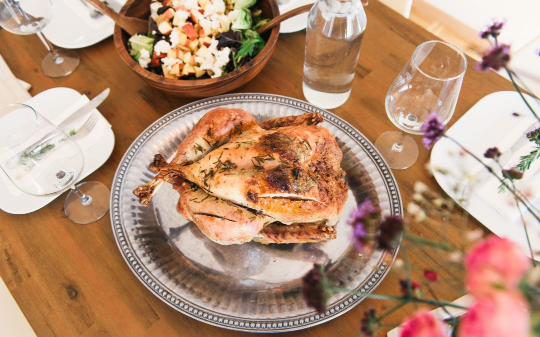 Twelve Realistic Tips for a Healthy Thanksgiving