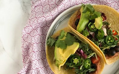 5 Minute Weeknight Tacos