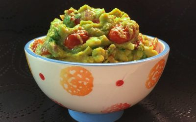 Blistered Guacamole