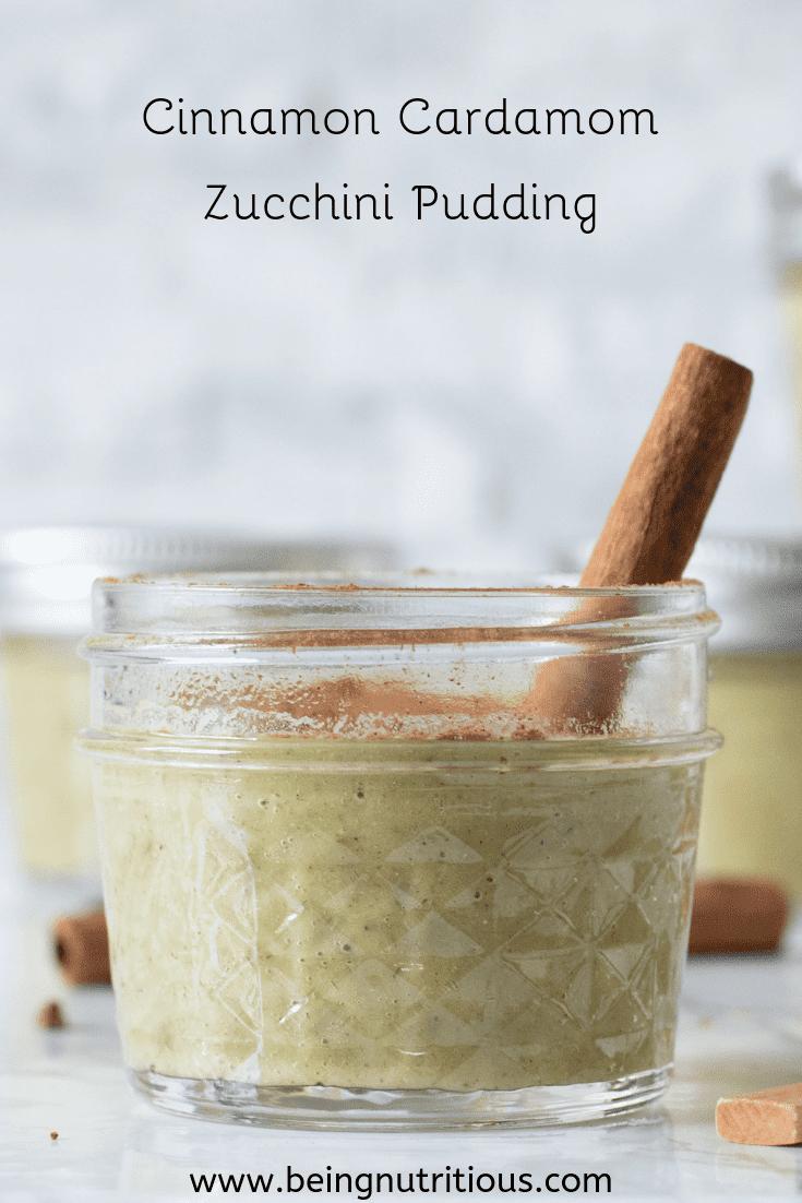 healthy zucchini dessert recipe
