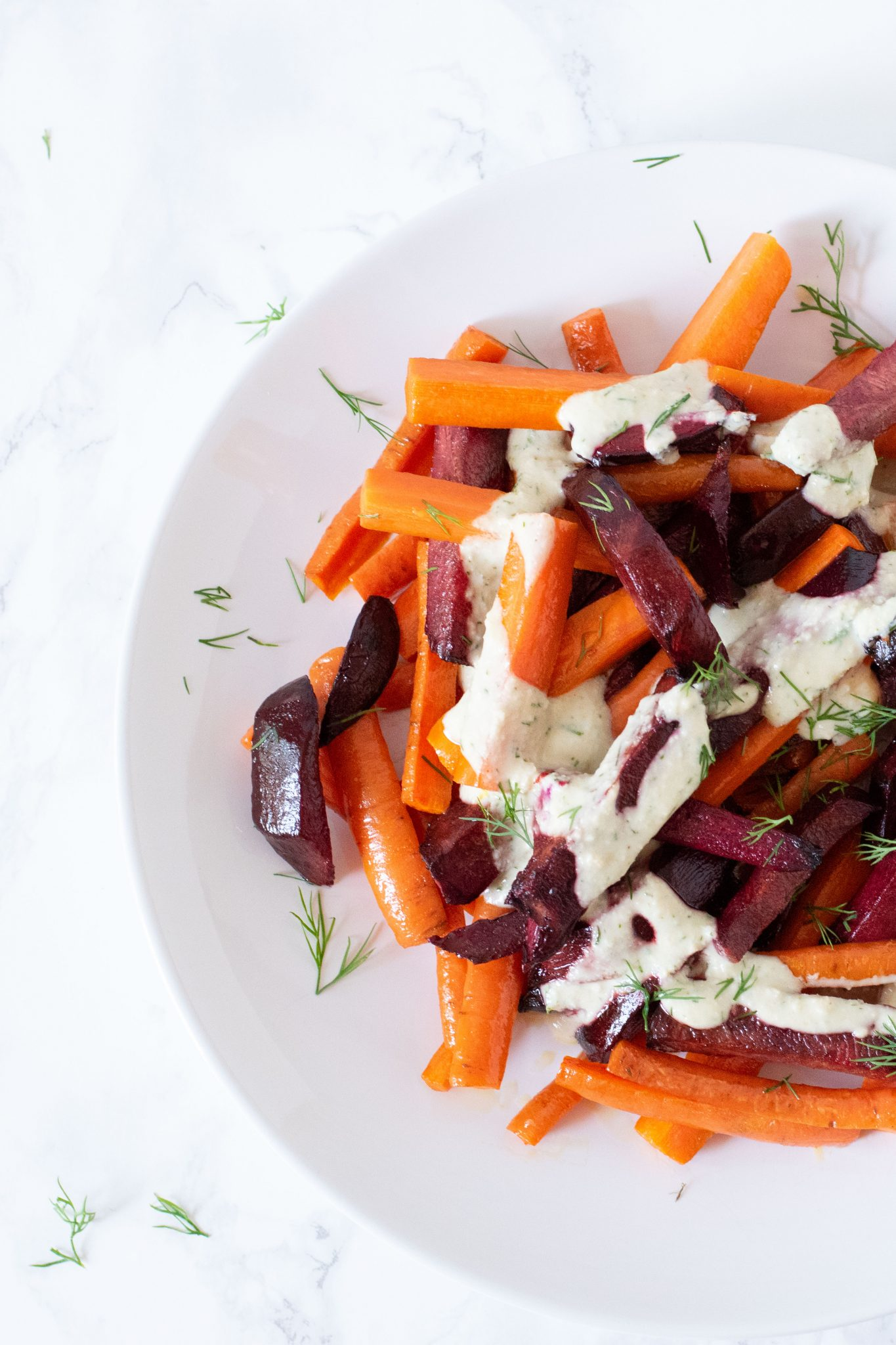 Roasted Beets and Carrots 4