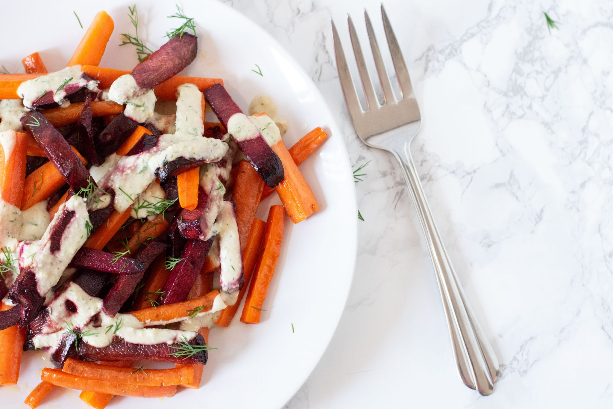 Roasted Beets and Carrots 3