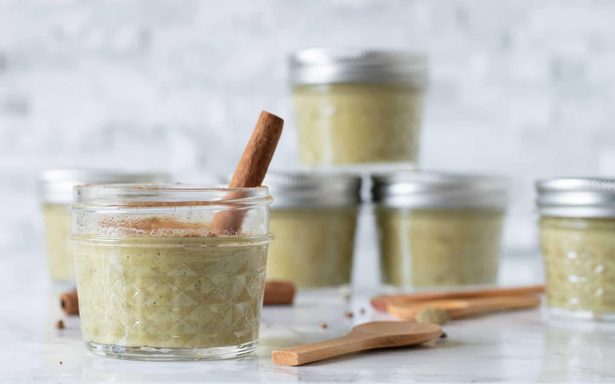 Zucchini Pudding is a healthy zucchini dessert recipe