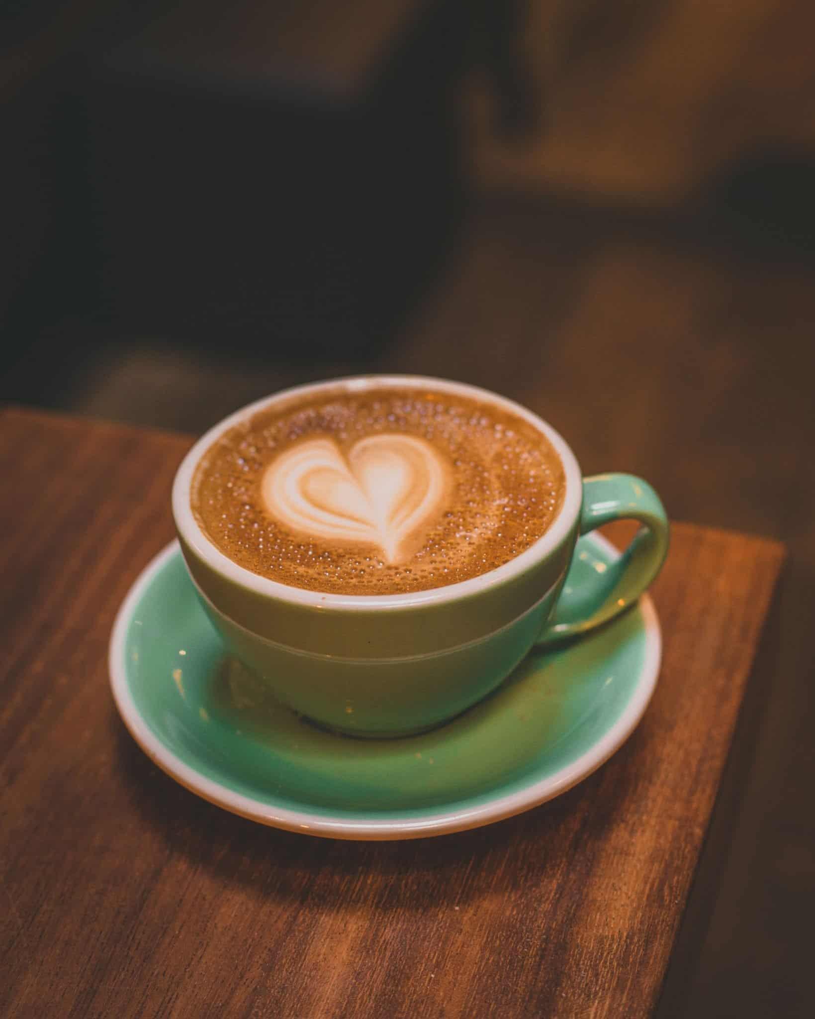 Coffee boosts heart health