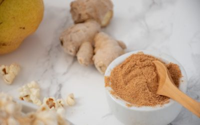 Gingered Pear Seasoning