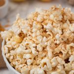 Gingered Pear Seasoned Popcorn