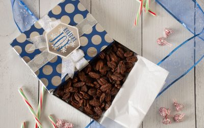 Healthy Holiday Spiced Nuts