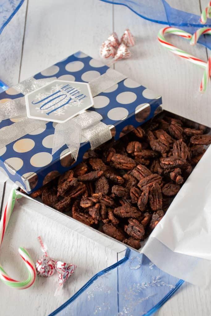 Healthy no added sugar Spiced Nuts