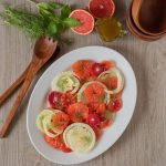 Broiled Grapefruit Fennel Salad from above