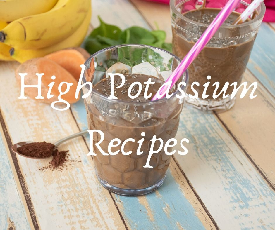 High potassium recipes